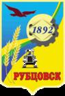 Rubtsovsk coat of arms.png