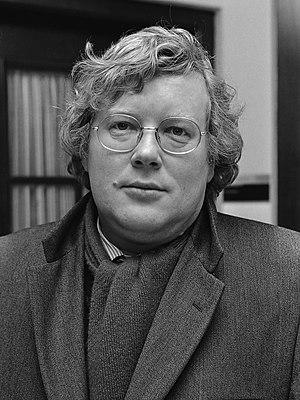 Rudi Fuchs - Rudi Fuchs in 1985