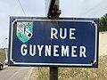 Rue Guynemer en juillet 2019 (panneau de rue).jpg
