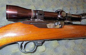 Ruger Model 44 - Image: Ruger Deerstalker 44 r