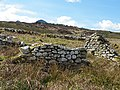 Ruins at Port-na-Caranean (geograph 2920676).jpg