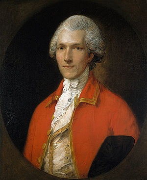 Edmund C. Converse - Portrait of Benjamin Thompson given to Harvard University by the bequest of Converse