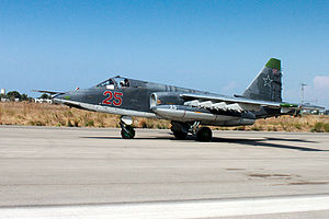Russian military aircraft at Latakia, Syria (4).jpg