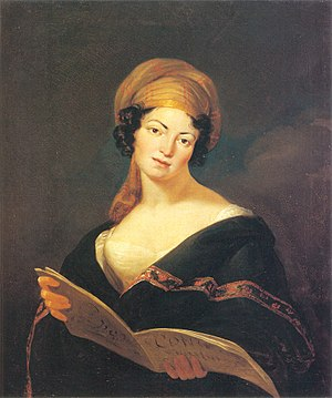 Jan Rustem - Image: Rustem Portret Krystyny Frankowej