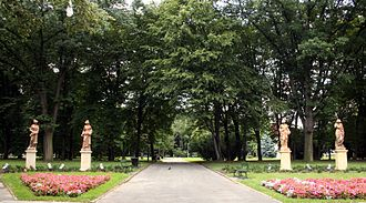 Rzeszów - Solidarity Park in Rzeszów