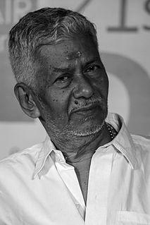 S. Ramesan Nair Indian poet and lyricist