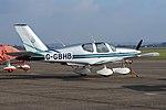 SOCATA TB-10 Tobago 'G-GBHB' (40123337192).jpg