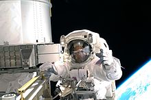 http://upload.wikimedia.org/wikipedia/commons/thumb/6/62/STS-119_EVA1_Arnold01.jpg/220px-STS-119_EVA1_Arnold01.jpg