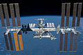 STS-134 International Space Station after undocking 6.jpg