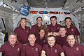 STS-135 and Expedition 28 joint group portrait.jpg