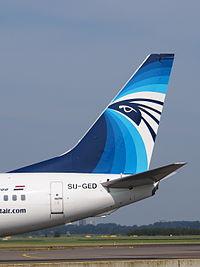 SU-GED - B738 - EgyptAir