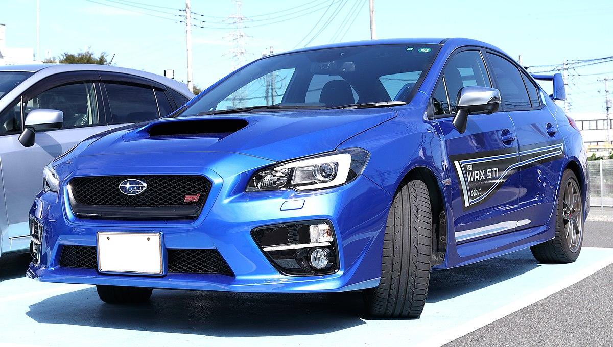 Subaru WRX (VA) - Wikipedia