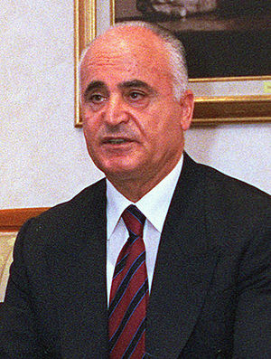 Turkish presidential election, 2007 - Image: Sabahattin Çakmakoğlu (cropped)