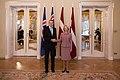 Saeimas priekšsēdētāja tiekas ar Islandes prezidentu Gudni Torlakiusu Johannesonu (45182908984).jpg