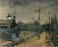 SaekiYūzō-1926-View of Shimo-Ochiai-4.png