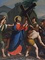 Saint-Brice-en-Coglès (35) Église Chemin de Croix 02.jpg