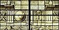 Saint-Chapelle de Vincennes - Baie 2 - Inscription et monogramme dans un décor d'architecture (bgw17 0437).jpg