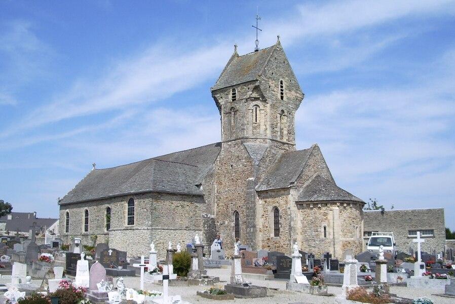 Eglise Saint-Martin d'Octeville à Cherbourg-Octeville