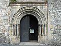 Saint-Martory église portail.jpg
