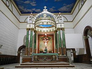 Saint Augustine Parish Church (Baliuag) - Image: Saint Agustin Hippo Churchjf 26c