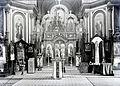 Saint Alexander Nevsky Orthodox church in Łódź, interior, Włodzimierz Pfeiffer, 001.jpg