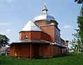 Saint Eustathius church, Cholhyni (01).jpg