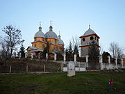 Saint Michael church, Velyki Peredrymykhy (01).jpg