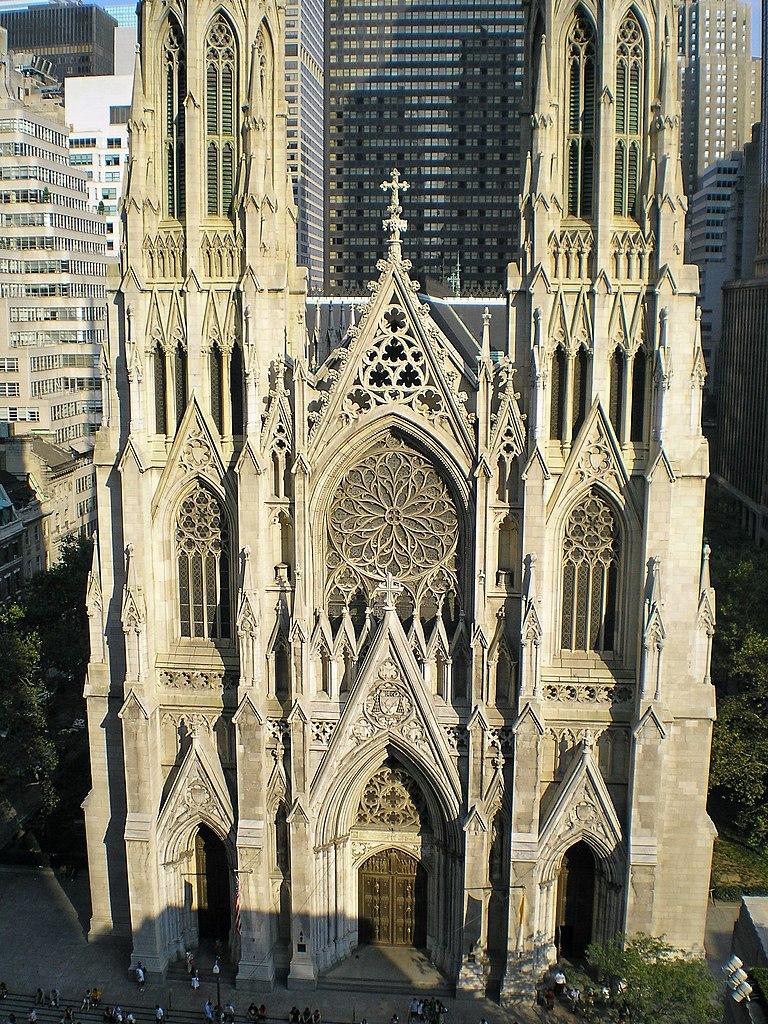 Neo gothic architecture skyscrapercity for Architecture neo gothique