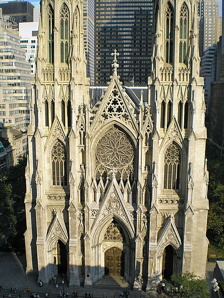 Archivo:Saint Patrick's Cathedral by David Shankbone.jpg
