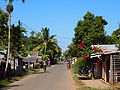 Sainte marie Madagascar paved road.JPG