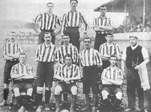 1901–02 Southampton F.C. season - Image: Saints FC 1901 1902