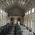 Sala principale Centrale Antonio Pitter, Malnisio.jpg