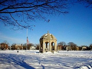 Salem Common Historic District (Salem, Massachusetts) United States historic place