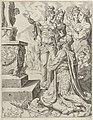 Salomo's afgoderij Vrouwenlisten (serietitel), RP-P-1908-2119.jpg