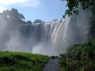 Eyipantla waterfall