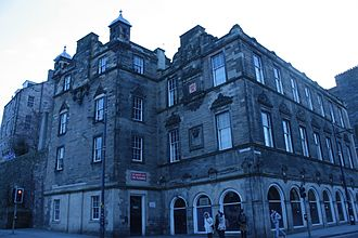 Alexander Black (architect) - Heriot's Trust School Cowgate/Pleasance (now the Salvation Army)