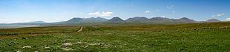 Abul-Samsari Range - Image: Samsari Range (panorama)