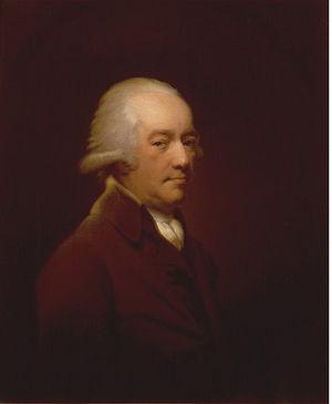 Samuel Ward (taster) - Samuel Ward by Joseph Wright of Derby