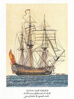 <i>San Telmo</i> (ship)