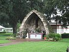 San Antonio FL Church grotto01.jpg