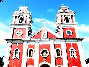 Iloilo City Proper - Image: San José de Placer Church, Iloilo City