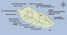 San Nicholas Island California military facilities.png