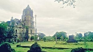 San Pablo, Isabela - San Pablo de Cabigan Church Ruin