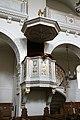 Sankt Matthaeus Kirke Copenhagen pulpit.jpg