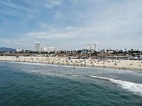Santa Monica State Beach