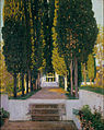Santiago Rusiñol - Gardens of the Generalife - Google Art Project (8AF4AAxKEZmchg).jpg