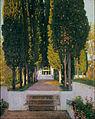 Santiago Rusiñol - Gardens of the Generalife - Google Art Project (8AF4AAxKEZmchg).jpg