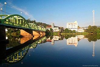 Santo Antônio de Pádua - Raul Veiga Bridge