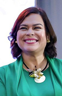 Sara Duterte politician and lawyer