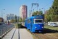 Sarajevo Tram-210 Line-2 2011-10-18.jpg